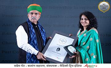 Top IVF Doctor in Delhi Award One
