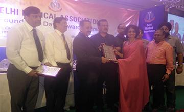 Top IVF Doctor in Delhi Award five